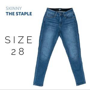 Skinny LuLaRoe Size 28 Denim Jeans
